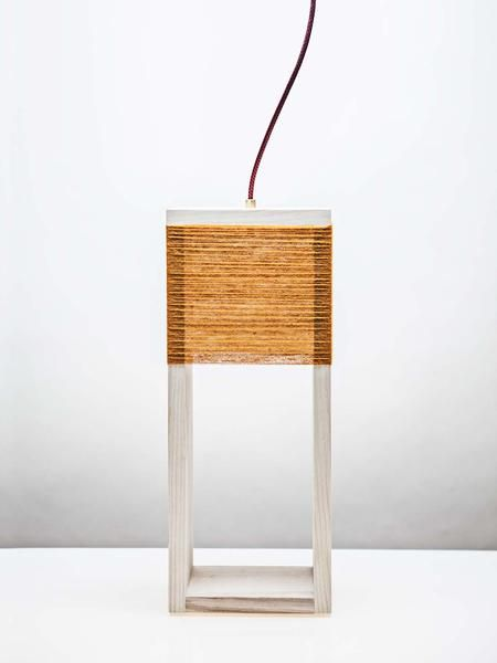 Nul Lamp Yellow - Limited Edition | Ditte Maigaard Studio