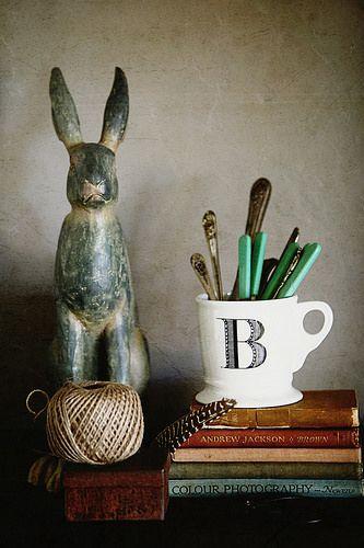 Rustic.Meets.Vintage - on the shelf by -barbara carroll- #flickstackr  ...