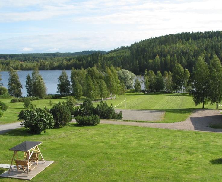 Kirppuvuori ja/and Suojärvi, Suolahti.  http://www.facebook.com/MatkaMaalle  http://www.keskisuomi.net/  http://www.centralfinland.net/
