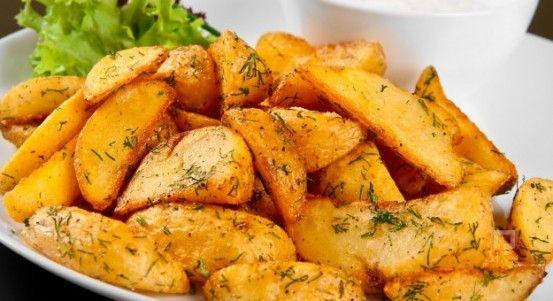 Fırında Kekikli Patates | Yemek Tarifleri