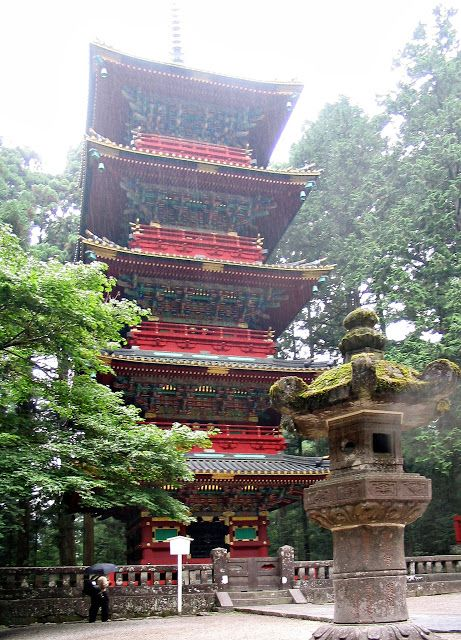Shrines and Temples of Nikko (Nikko - Japan)