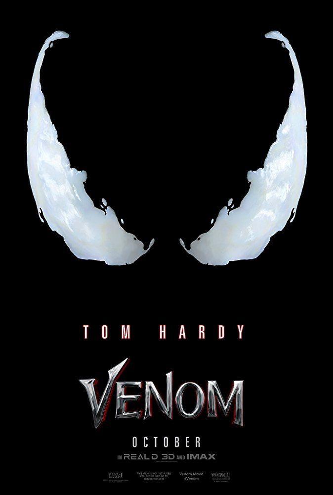 Primer póster de la película de Venom 2017 #Sony #VenomMovie #entertaiment #SpiderMan