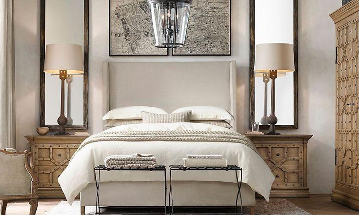 rooms restoration hardware bedroom pinterest sexy hardware and the o 39 jays. Black Bedroom Furniture Sets. Home Design Ideas