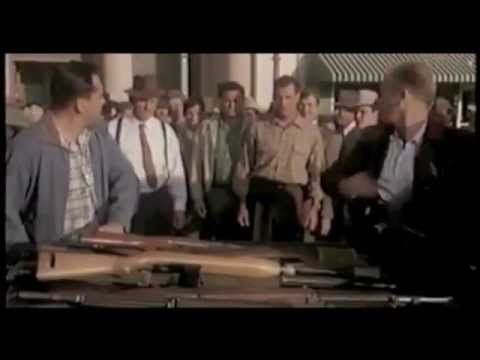 This is a video reenacting a battle in Athens, TN in 1946 when armed WWII Veterans took back their government because it was corrupt.  A part of American History that should be taught and not forgotten.