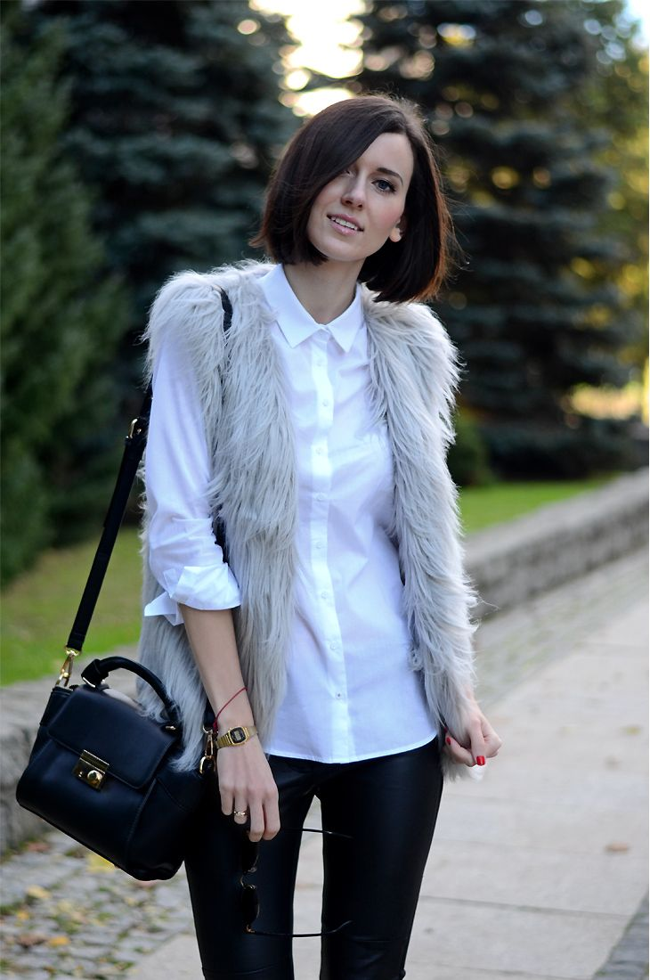 simple look, fashion blogger, more on my blog - www.daisyline.pl