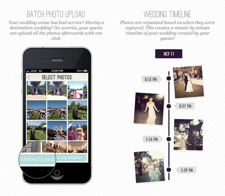 Hochzeits-Bilder-App