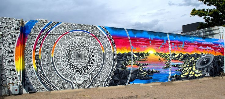 Street Art Murals | The 10 Best Denver Street Art Murals of the Season (So Far)