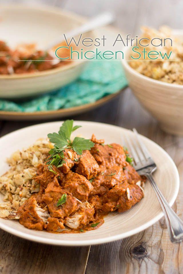 West African Chicken Stew [ NYBiltong.com ] #biltong #recipe #flavor