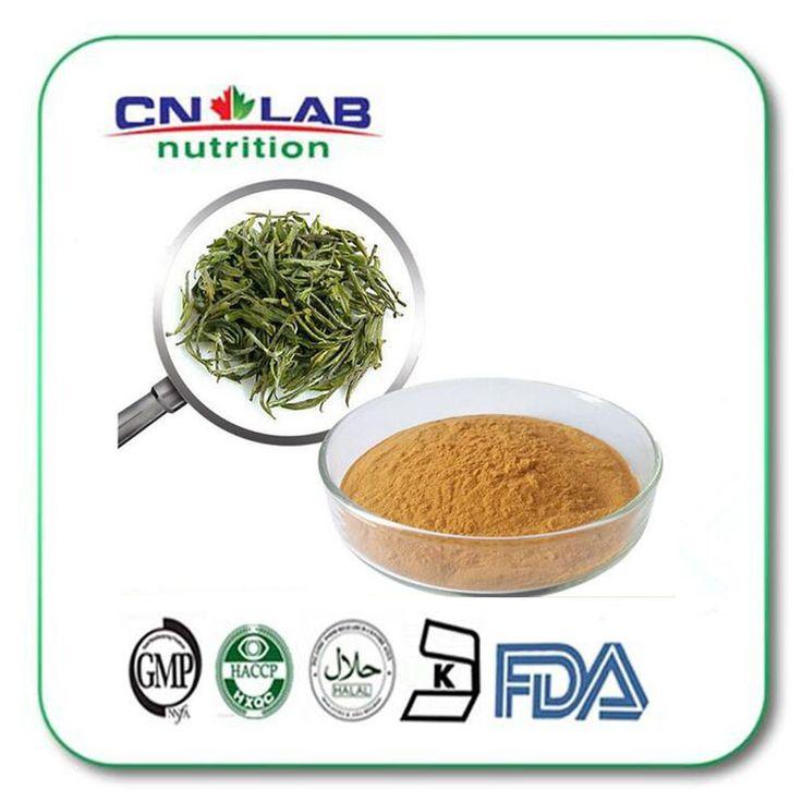 600g/lot Green tea extract 98% green tea polyphenols/Organic Green Tea Extract/Natural Green Tea extract Polyphenol