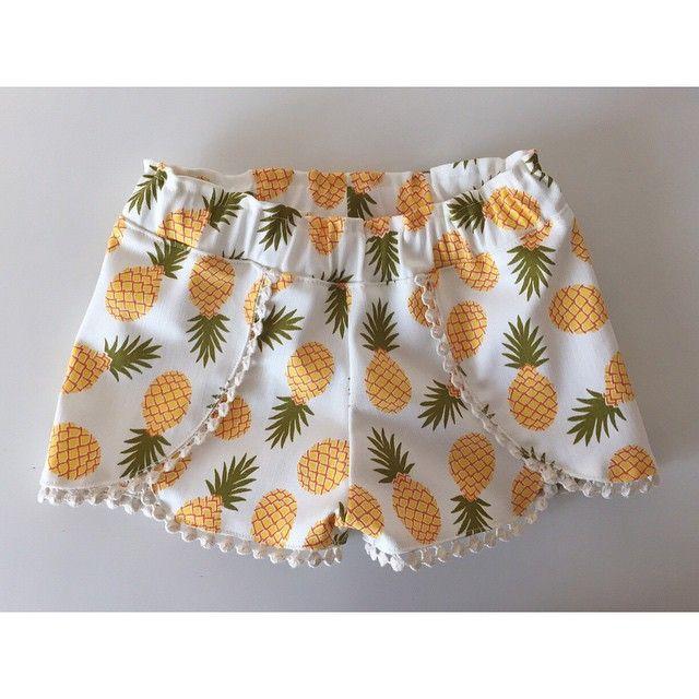 coachella shorts pattern by striped swallow designs.