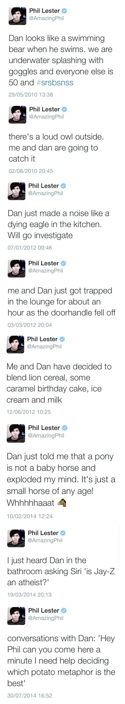 Oh dan and phil :)