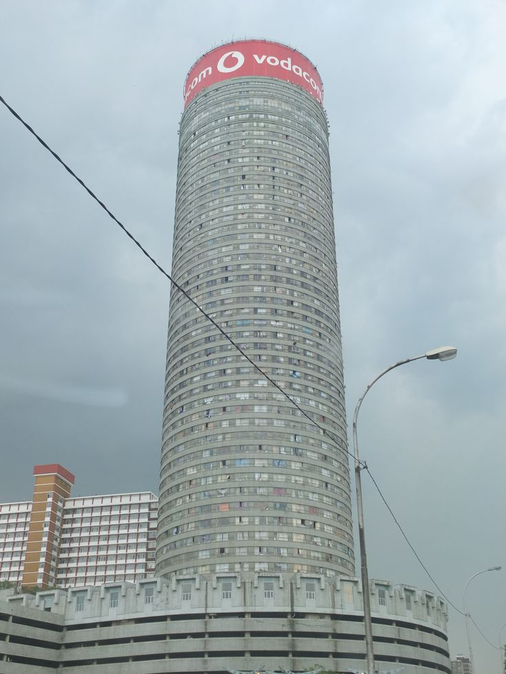 Vodacom Ponte Tower, Johannesburg  | One Footprint On The World