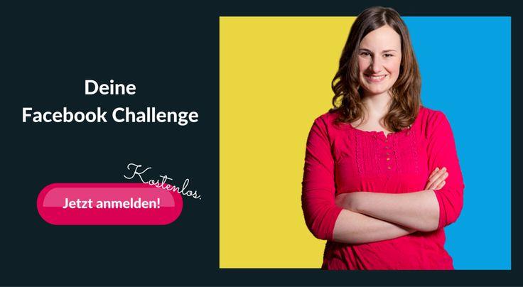 Gratis Facebook Challenge - 15 Tage zur perfekten Facebook-Seite
