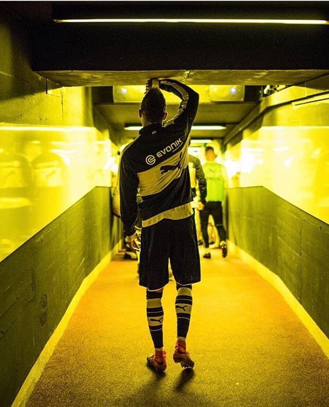 Focus on my way #allthewayup #aubameyang #pea17 #football ⚽️✌️