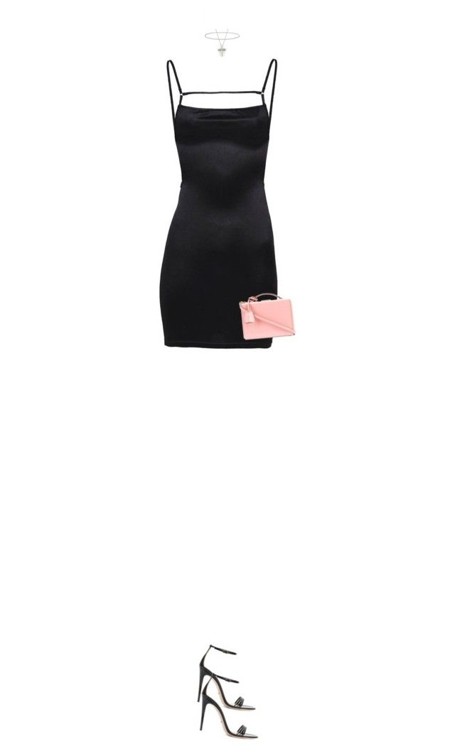"""""""i dont need that."""" by pawcreations ❤ liked on Polyvore featuring Gucci, Mark Cross, Anne Sisteron and Tiffany & Co."""