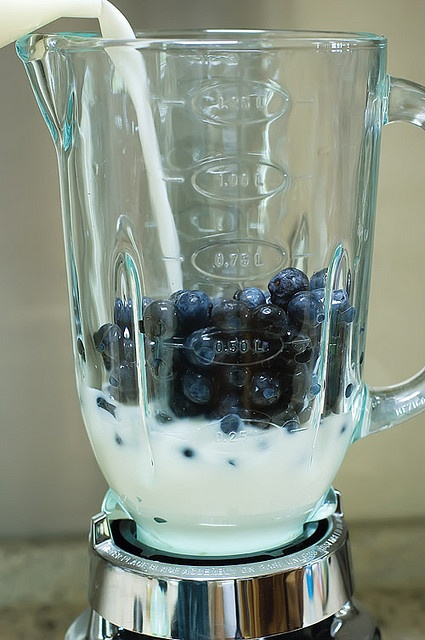 Blueberry Yogurt Smoothie | Recipe