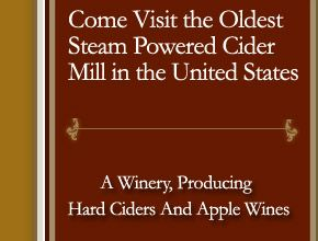 B.F. Clyde's Cider Mill, Mystic CT