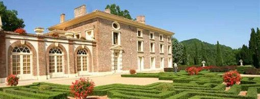 Wedding Venue France. Chateau de Roques. near Mirepoix in the Ariege. Whole chateau to rent. views of the Pyrenees. Beautiful gardens and large reception room. Marquee