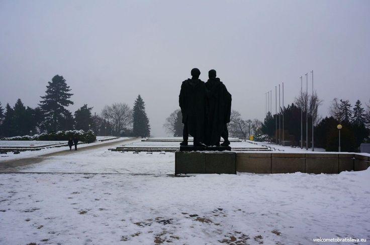 WINTER IN BRATISLAVA - WelcomeToBratislava | WelcomeToBratislava