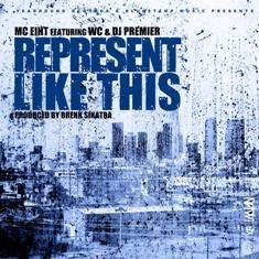 New Music: MC Eiht ft W.C. x DJ Premier Represent Like This