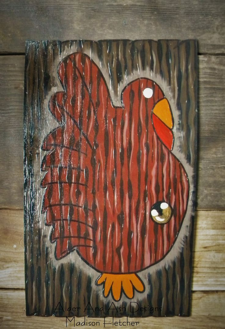Graffiti art on wood - Nightmare Before Christmas Inspired Decor Turkey Door Wall Art Wood Wall Art Wood Decor Wall Hangings Home Decor Autumn Fall Decor
