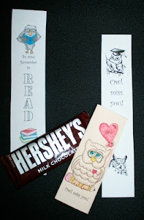 Owl Miss You Packet - Re-pinned by @PediaStaff – Please Visit http://ht.ly/63sNt for all our pediatric therapy pins