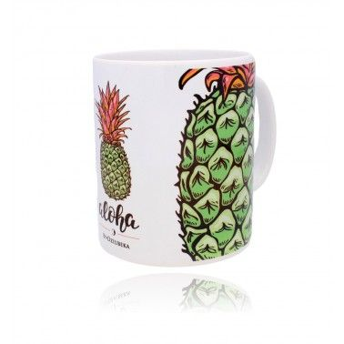 Kubek Aloha #aloha #accesories #akcesoria #bydziubeka #summer #vibes #trendy #jewellery