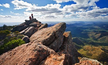 St Mary Peak, Flinders Ranges, South Australia