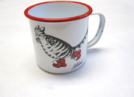1000+ Images About Kliban Cat Coffee Mugs On Pinterest