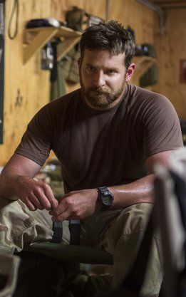 I don't think anyone could have been a better Chris Kyle. Bradley Cooper did such an AMAZING job and I absolutely loved American Sniper.