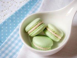 Macarons Füllung: Erdbeer-Joghurt-Ganache
