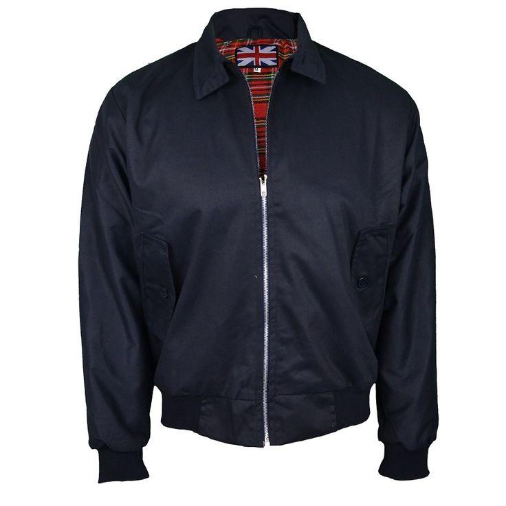 Bomberjacket blue €34,99 http://mymenfashion.com/bomber-jacket-blue.html