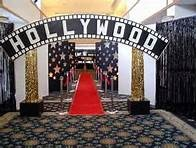Hollywood Theme Decorations - Bing Images
