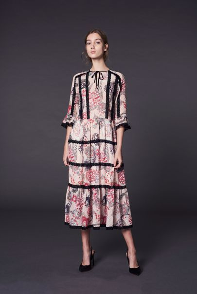 Temperley London Autumn/Winter 2017 Pre-Fall Collection   British Vogue