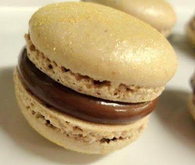 Ferrero Rocher Macaron Recipe