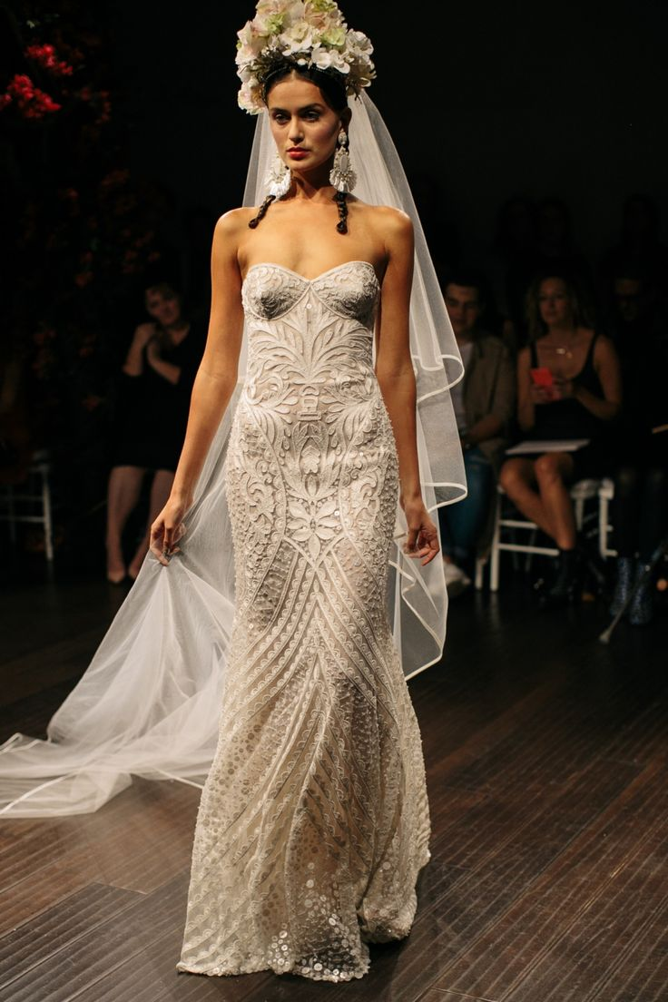 Boho Wedding Dress Nyc : Bohemian style wedding dresses nyc dress edin