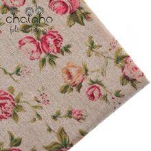 Tejido de Lino de algodón Tilda Para Hometextile Hecha A Mano Sofá de Tela Para El Vestido de Costura De Patchwork Camisa de Material de Lámina Media Yarda(China (Mainland))