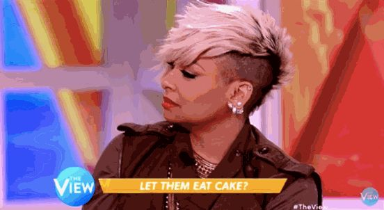 Raven-Symoné's Face Was Epic When She Had a Debate During Her Show The View - #celebrities #news #fight #love #cause #gay #lgbt #health #events #video #raven-#symoné #face #the #view #epic #debate #episode #candace #cameron #prepare #wedding #cake #lesbian #couple #anti-discrimination #opposite #oregon