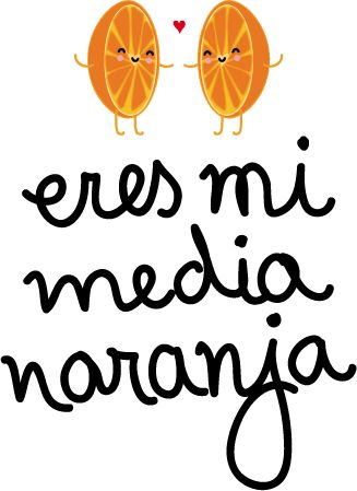 Eres mi media naranja: #freebie de San Valentín en La tienda de dibus carta + lámina imprimibles http://www.latiendadedibus.es/2015/01/eres-mi-media-naranja-freebie-de-san.html
