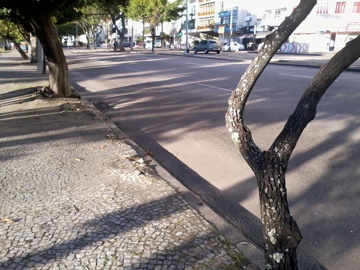 Going to my high school. I miss it...  Flamengo Park - Rio de Janeiro