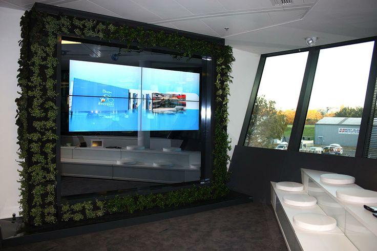 Installation des solutions multimédias en domotique chez Bouygues Telecom. Par Dalcans