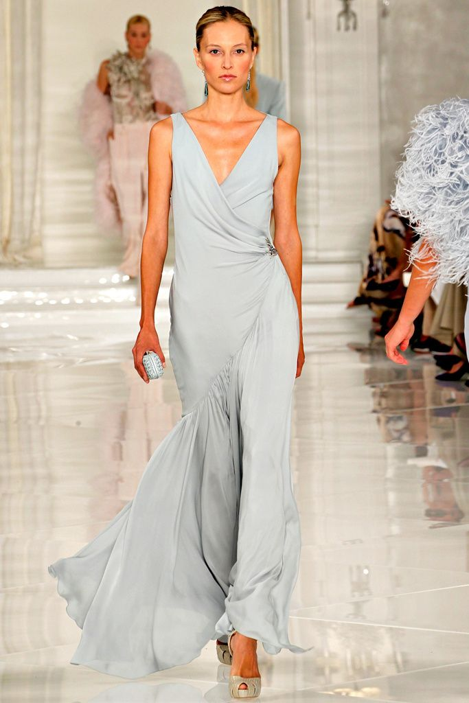 Pret A Porter - Nueva York Fashion Week  Ralph Lauren 2012 - Spring Summer