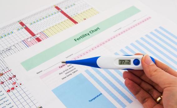 Escribe un calendario de ovulación para conocer tus días de ovulación