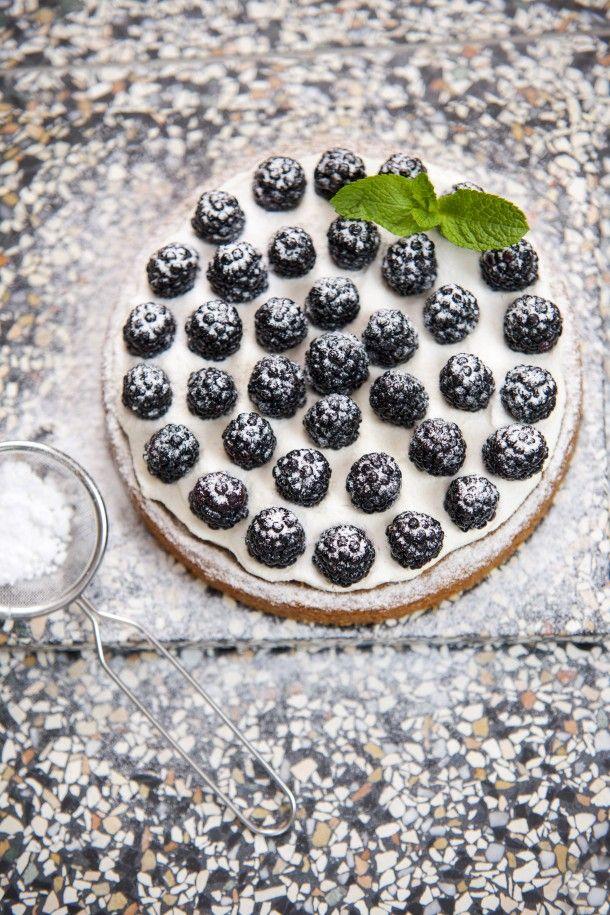 Rutger bakt: Bramentaart