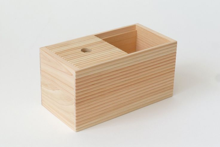 Hinoki Amenity Box