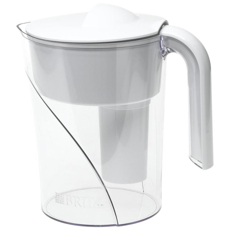 Brita 35548 classic pitcher pitcher water filter