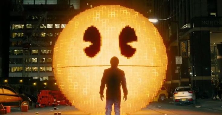 Pixels Trailer Breakdown: Adam Sandler Made A Movie About Fighting Video Games, AND I KINDA WANT TO SEE IT?!