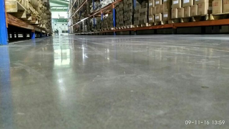 You can get super glossy with Polished Concrete | Teknoklinz Indonesia Polished Concrete Expert
