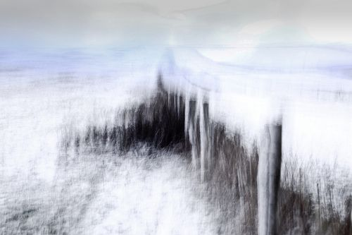 Chris Friel is a photographer with a wonderful, natural eye – a modern day Faye Godwin perhaps. His photography is instinctive and all the more refreshing for it.