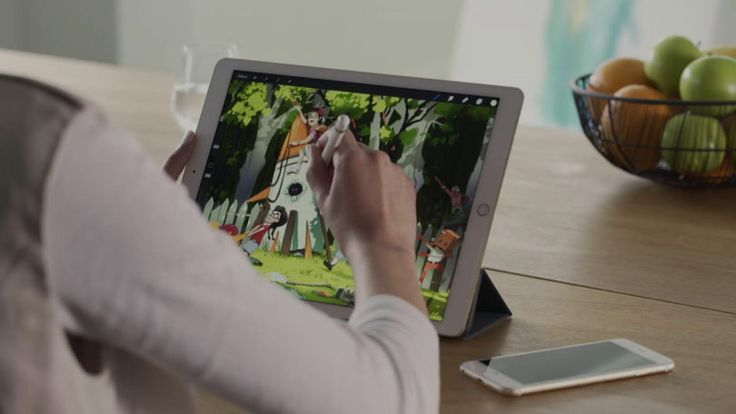 The New Apple iPad Pro Evolves Into An Essential For Designers